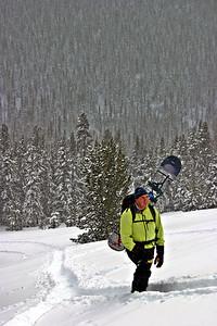 Galena Summit, Idaho.