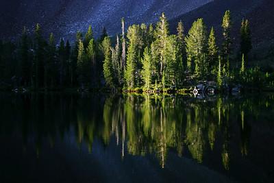 Phyllis Lake, Idaho.