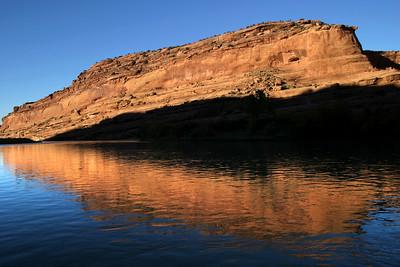 Colorado River, Utah.