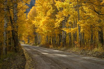 Smoky Mountains, Idaho.