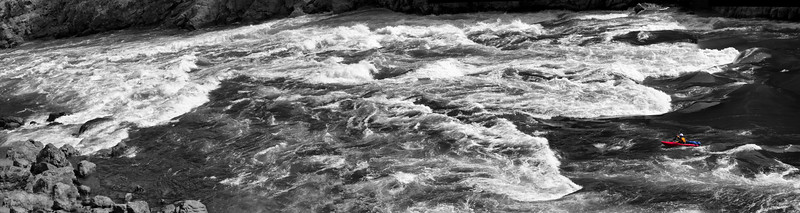 Wild Sheep Rapid, Snake River, Hells Canyon.