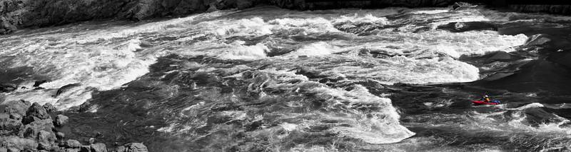 Wild Sheep Rapid, Snake River, Hells Canyon.