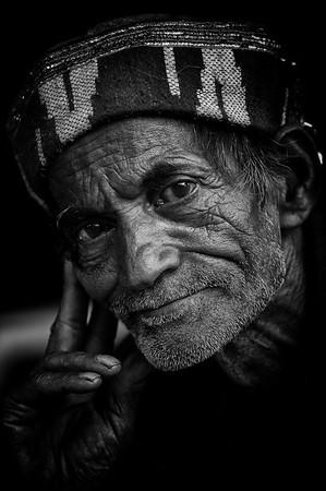 Old Man in Old Manali