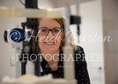 Optika Opticians staff portraits