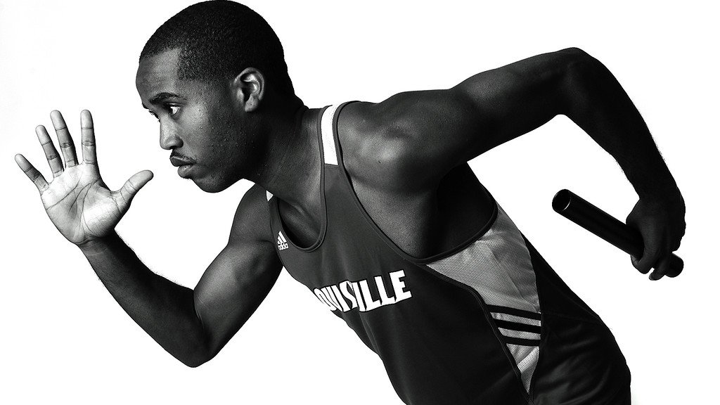 Howard Shepard, Louisville Track and Field