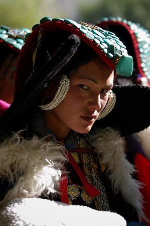 Ladakhi eyes