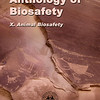 Book Cover, Anthology of Biosafety, X - 2007, Monument Valley NP Petroglyphs