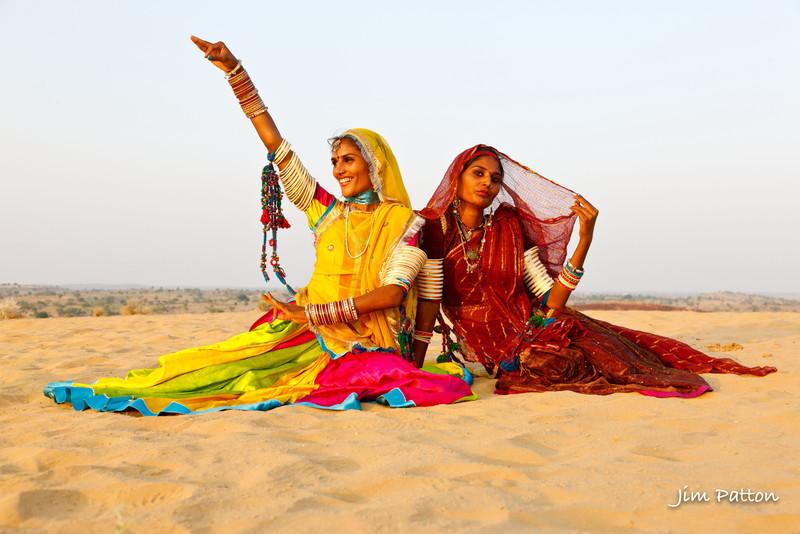 Fashion in the Desert
