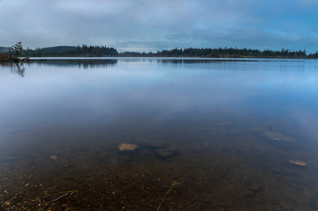 Cranberry Lake, Deception Pass State Park, Washington