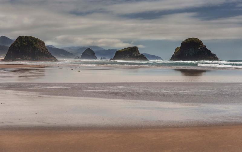Crescent Beach, Ecola State park, Oregon