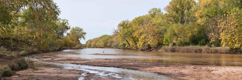 Medicine Lodge River