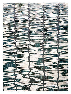 Lake Merritt Abstract 1
