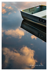Lake Joseph, New York, Reflection 1