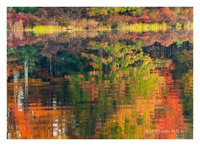 Lake Joseph, New York, Reflection 2