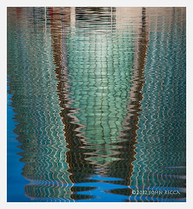 Lake Merritt Abstract 2