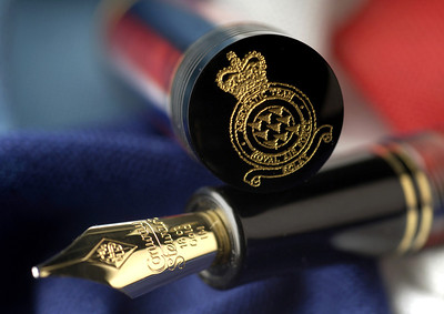 Caption:RAFA Pens for website  MOD Crown Copyright   Image taken by Heidi Burton, MOD Crown Copyright