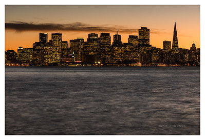 San Francisco Skyline 5