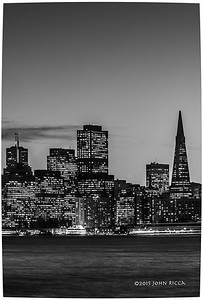 San Francisco Skyline 3