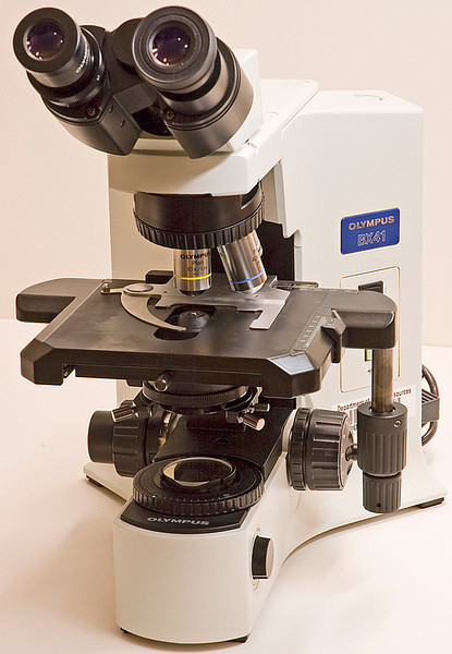 Olympus Comppound Light Microscope