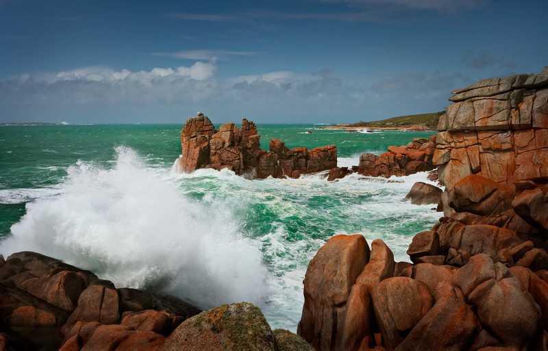 Peninnis Head, St Mary's, Scilly Isles