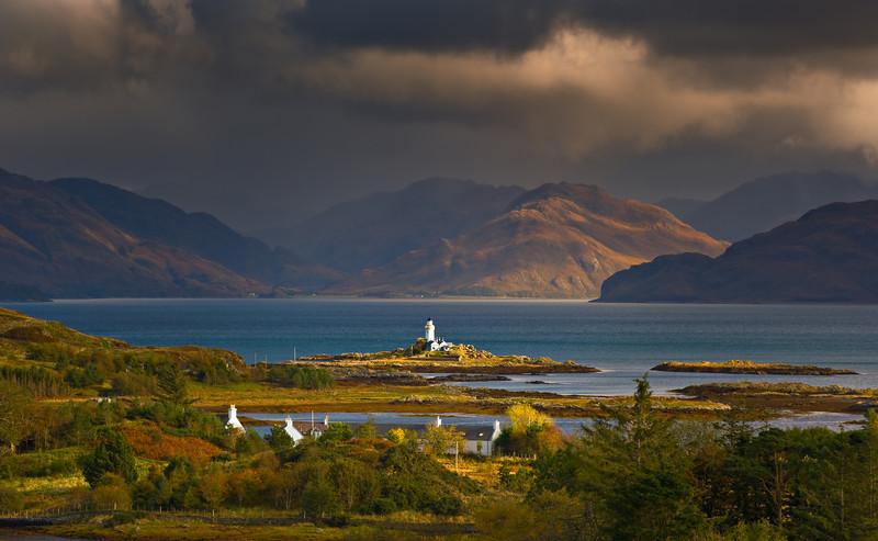 Isle Of Ornsay Lighthouse, Skye