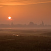 Misty Bosham dawn, West Sussex
