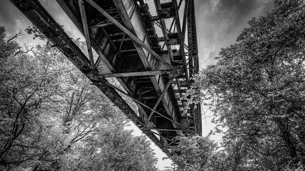Rusting Bridge