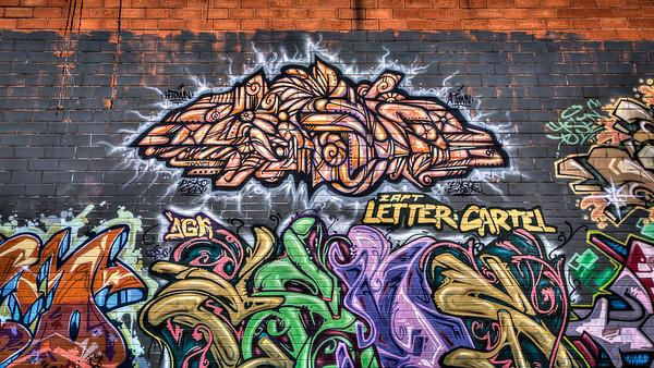 Midtown Houston Graffiti
