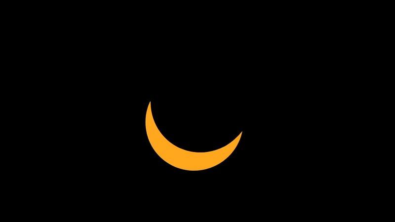 Solar Eclipse 2017 Time-Lapse