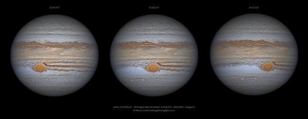 Jupiter on June 10 2019 (Opposition)