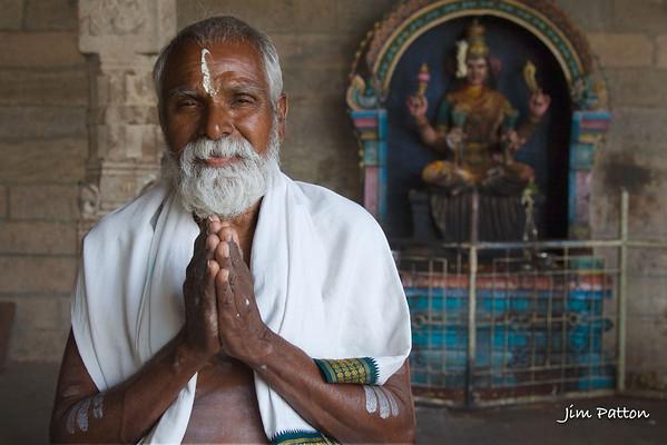 Meenakshi Temple Greeting