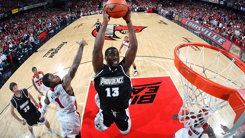 Louisville vs Providence, Freedom Hall, Louisville, KY.
