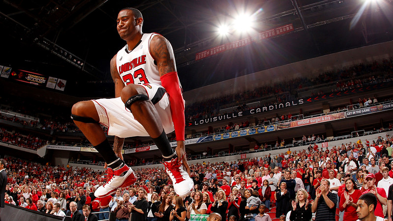 Terrence Jennings, Louisville Basketball