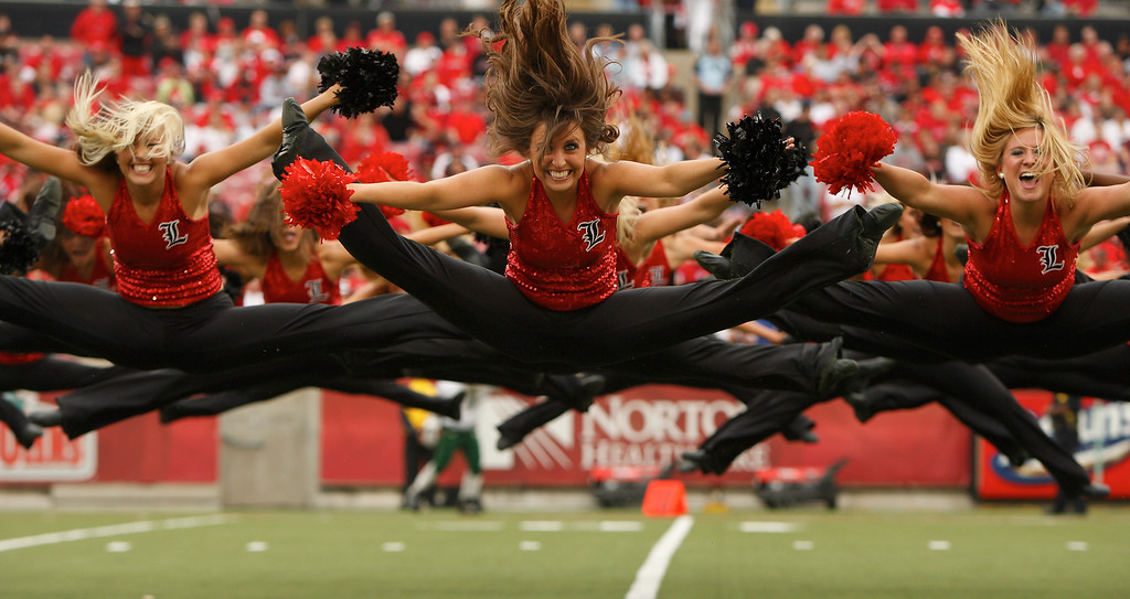 National Champion Louisville Ladybirds Dance Team