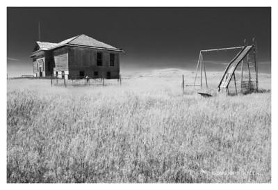 Cherry Butte Schoolhouse & Playground