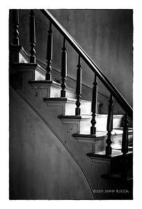Bannack Staircase