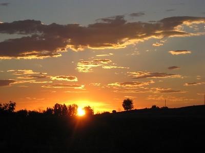 sunset/060608