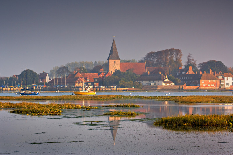 Bosham dawn, West Sussex