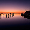 Bosham sunset, West Sussex