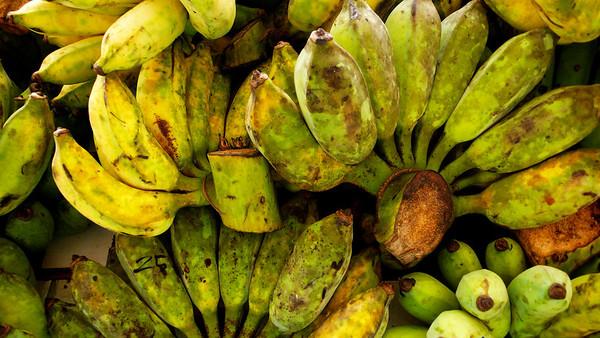 Bananas at Market Koh Samui, Thailand