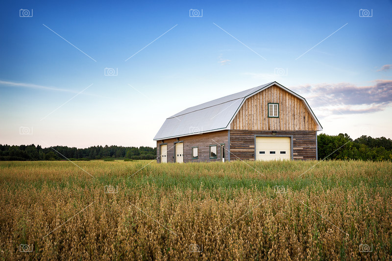 Canadian Barn
