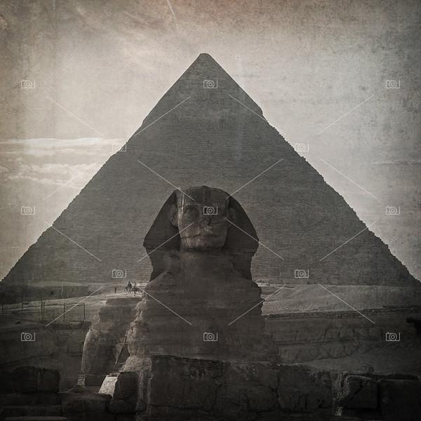 Vintage Sphinx