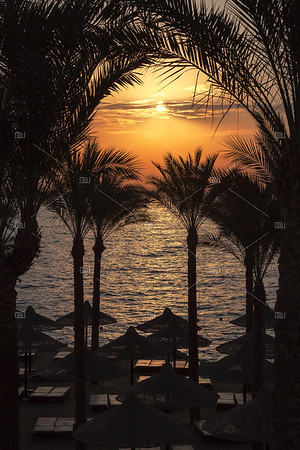 Egypt sunrise