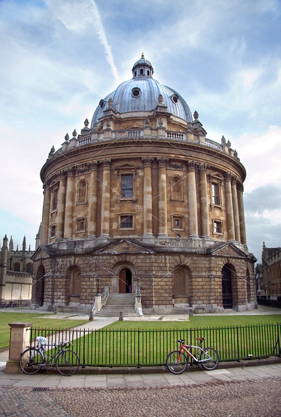 Bodlien LibraryRadcliffe Camera
