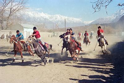 Polo in Gilgit