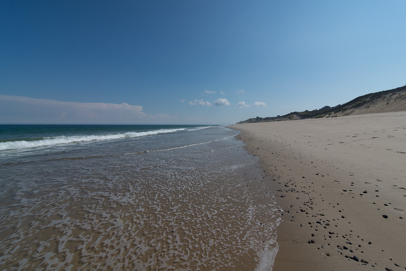 White Crescent Beach, looking south