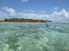 Snorkeling at îles de la Petite Terre