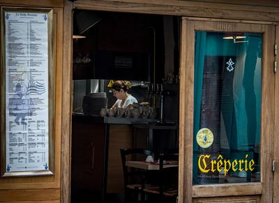 Rue Mouffetard eatery