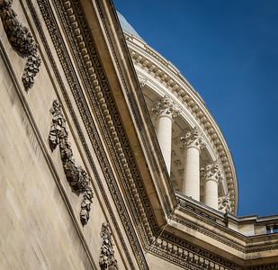 Pantheon stonework