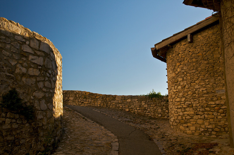 Vaison-la-Romaine stonework